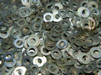 "10 x Flat Steel Washers Fit 6BA Bolt 1/4"" Outer Diameter Part SP10-A [L12]"